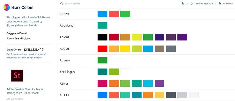 Herramientas para elegir los colores de tu página web - 2